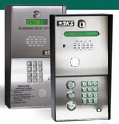 DoorKing Inc. 1802-089 Standard Telephone Entry System FLUSH MOUNT
