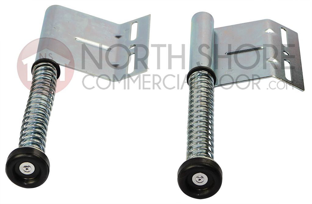 Garage Door Plunger Bumper Spring, 15in