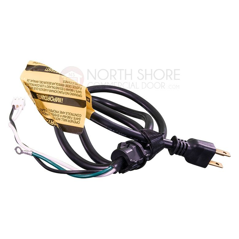 Genie Power Cord Assembly For Garage Opener Genie 38240as
