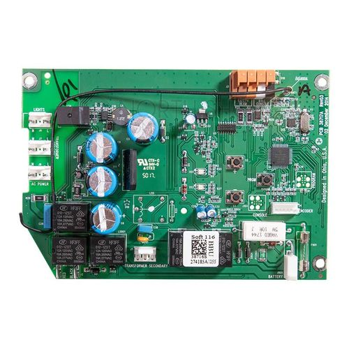 Genie 39340S.S Circuit Board Assembly For Dual Bulb IntelliG with Battery Backup