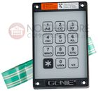 Genie Wired Keypad Replacement Numeric Pad & Ribbon 22152T (New Part # 20235R.S )