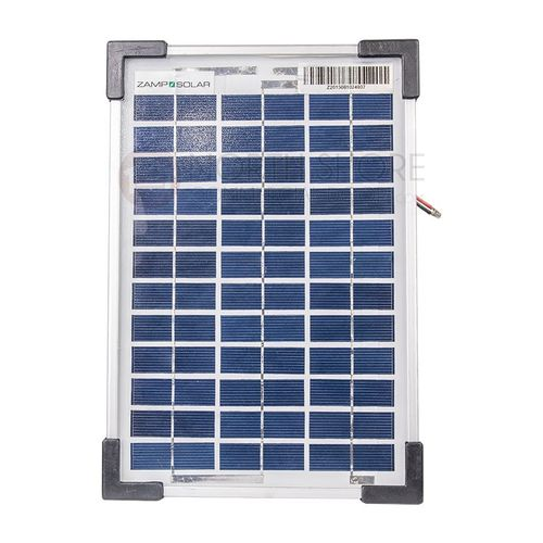 GTO FM122 Solar Battery Charges ( 5 Watt )