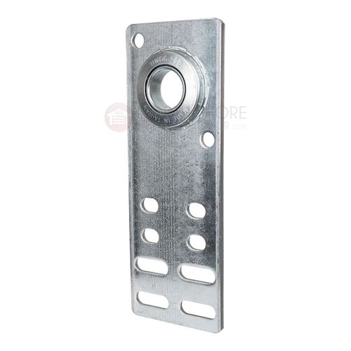 HB203-00-H Garage Door Spring Flat End Bearing Plate - 8 Inches