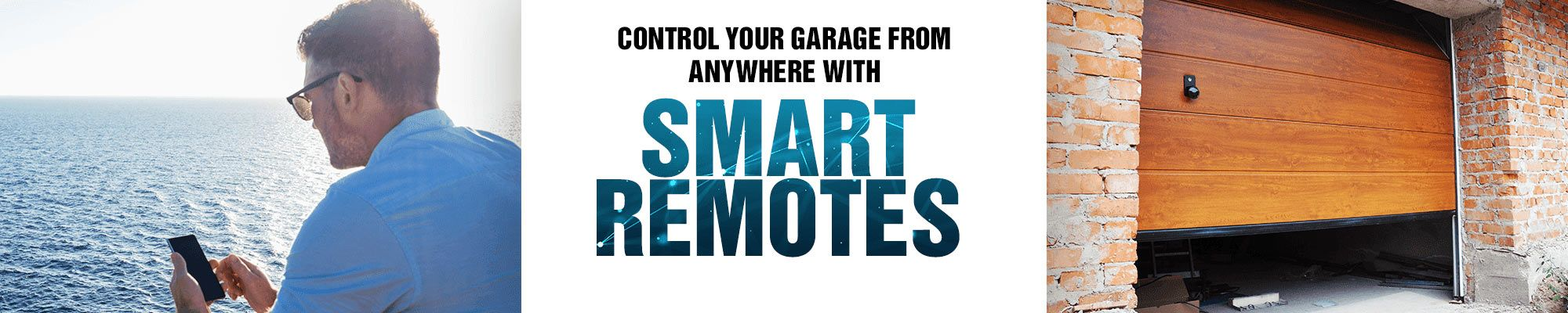 Control our Garage from Anywher with Smart Remotes