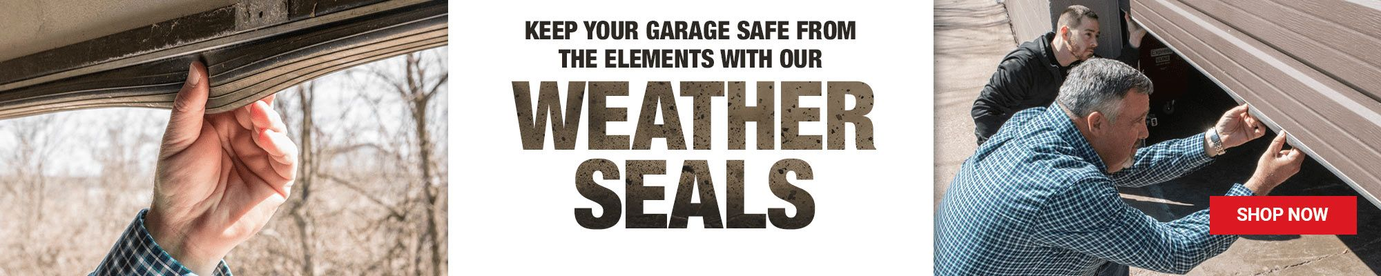Shop Garage Door Weather Seals