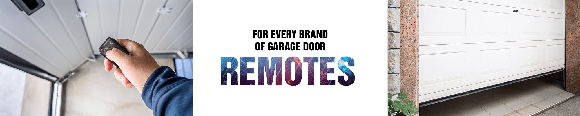 Shop Garage Door Remotes