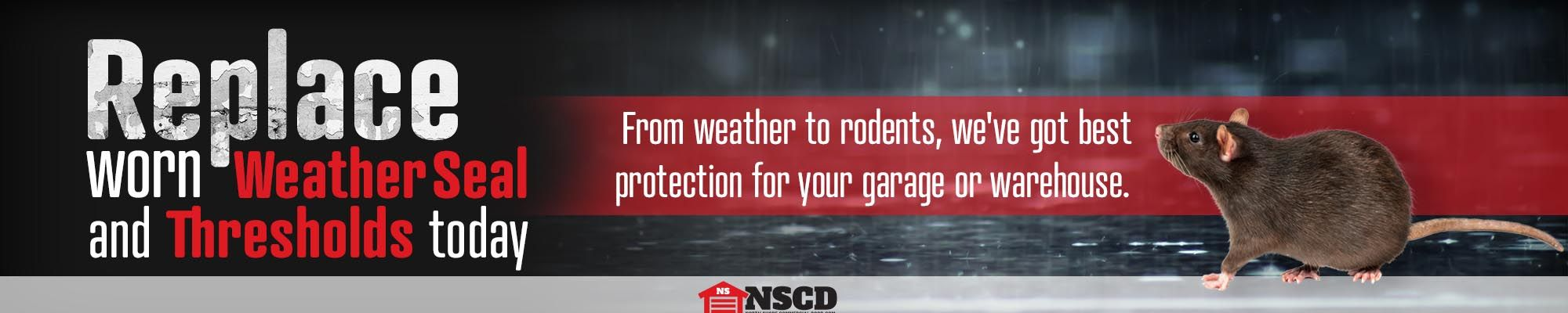 Shop Garage Door Weather Seals and Thresholds