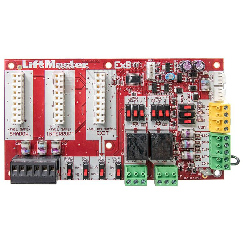 Liftmaster K1d8387 1cc Gate Operator Expansion Board