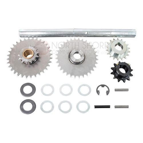 LiftMaster (K2) K72-19974  H/J OUTPUT SHAFT NEW STYLE KIT