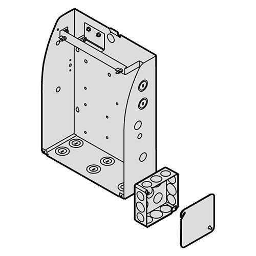 LiftMaster K75-37300-1 Electrical Box Assembly