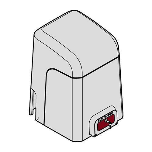 LiftMaster K77-39431 Cover