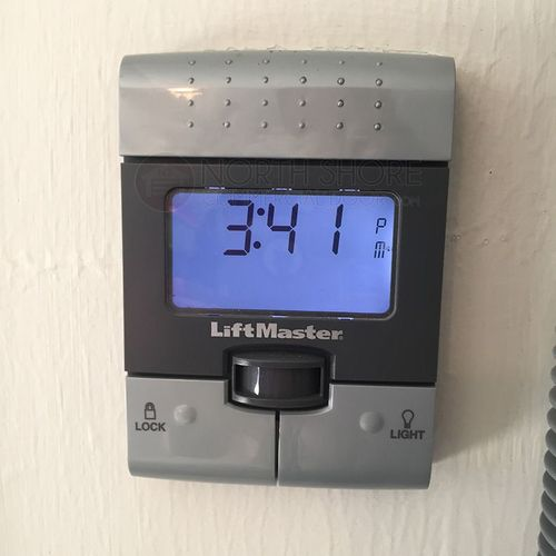 Liftmaster 398lm Smart Control Panel With Led Backlight