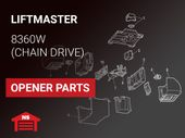 LiftMaster Model 8360W Chain Drive