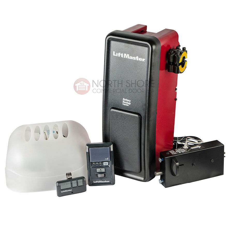 Liftmaster 8500 Side Mount Residential Garage Door Opener
