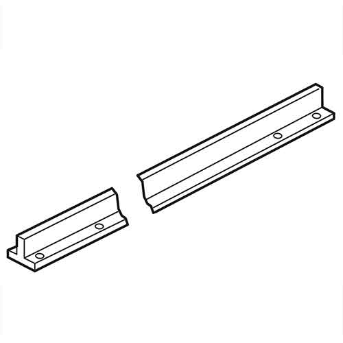 LiftMaster G1710 One-Piece Rail 10 Feet
