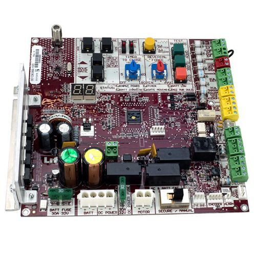 LiftMaster K1D8389-1CC Main Board with Heat Sink