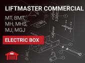 LiftMaster MT, BMT, MJ, MH, MHS, and MGJ Electric Box Parts