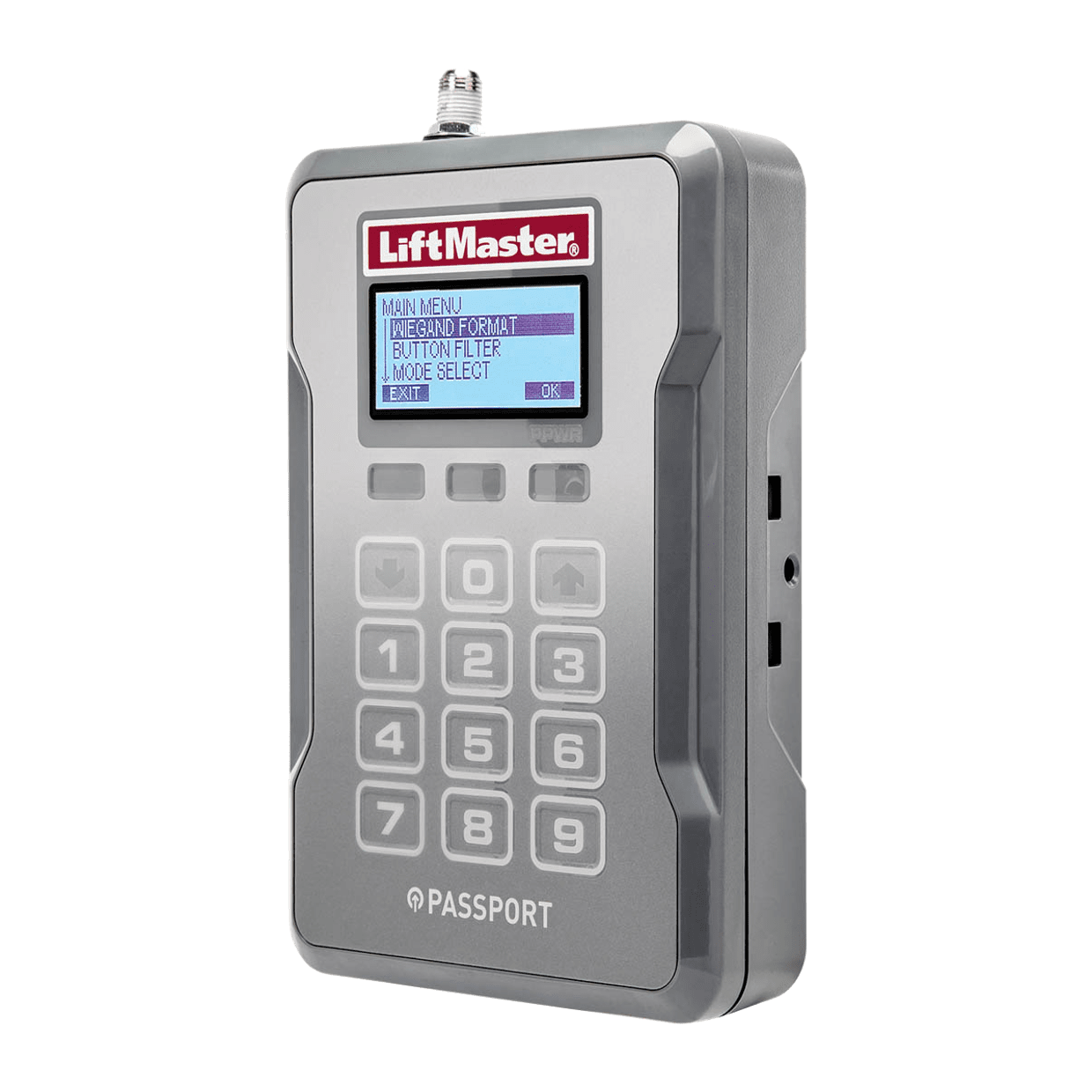 Liftmaster Ppwr Passport Receiver With Security 2 0