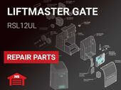 LiftMaster RSL12UL Parts