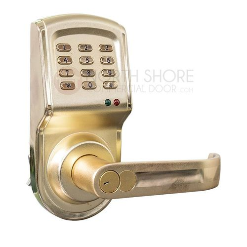 Linear 212LS Electronic Access Control Cylindrical Lockset