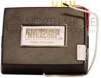 Linear Mega Code MDR-2  DNR00072 2-Channel Gate or Garage Door Receiver