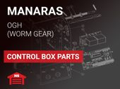 Manaras OGH Control Box Parts