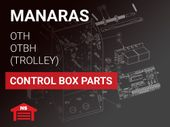Manaras OTH OTBH Control Box Parts