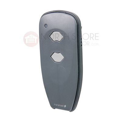 Marantec 2-Button Garage Door Opener Keychain Mini Remote Transmitter (315 MHz) M3-2312