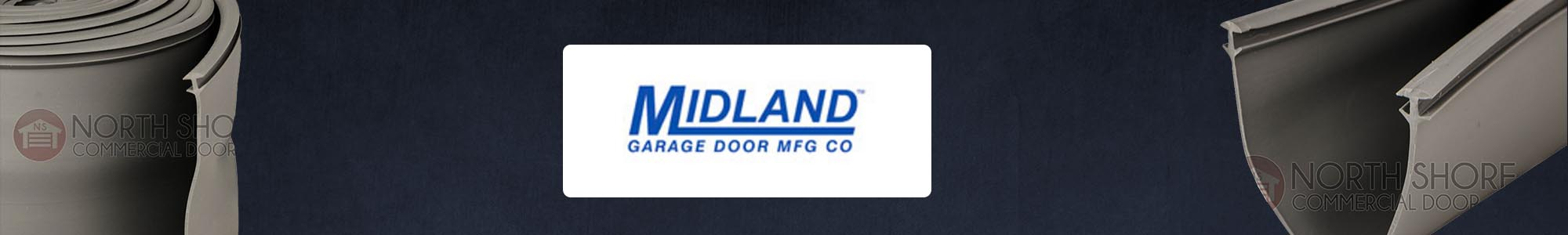 Midland Garage Door Bottom Weather Seal Replacement