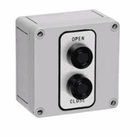 MMTC 2B4X Nema 4X Exterior Two Button Surface Mount Control Station