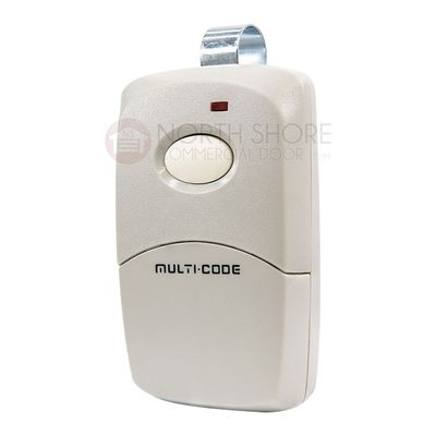 Multi-Code 3089 MCS308911 1-channel Visor Gate & Garage Door Transmitter by Linear