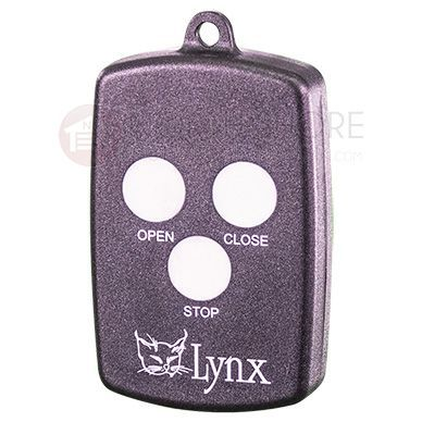 Napoleon Lynx LX720 Three Button Remote