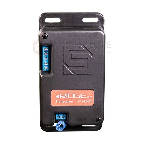 RIDGE 2.0 Battery-Powered Wireless Digital Transceiver ONLY by Security Brands Inc. S-14-REC20