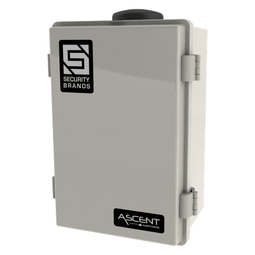 Security Brands 25-C2 Two-Door Cellular Access Control System