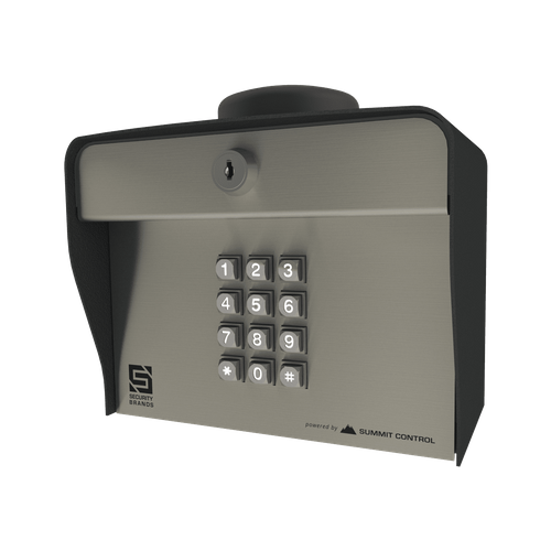 Security Brands 25-K1 Ascent K1 - Cellular Access Control System with Keypad