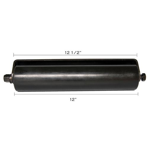 Security Brands K-PGR120B Extra Large 12-Inch Gate Guide Roller UHMW