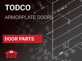 TODCO Armorplate Door Parts