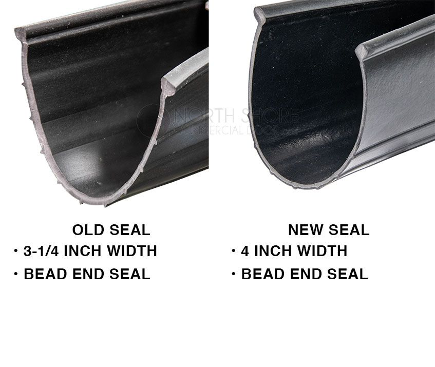 Bead End Weather Stripping Seal For Wayne Dalton Garage