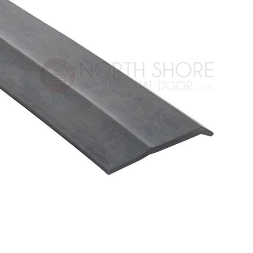 WOOD DOOR Bottom Nail-On Rubber Seal - EPDM
