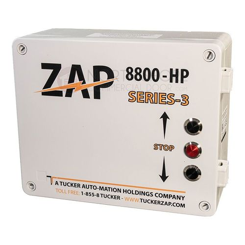 ZAP Garage Door Opener 8800-3-HP-PB Series 3 Controller