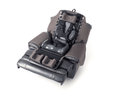 Recliner Support System with Optional Back and Seat Cushions
