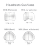MPS Headrest - click here to enlarge