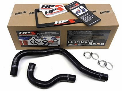 HPS COOLANT BLACK - ACURA 90-93 INTEGRA (B SERIES)