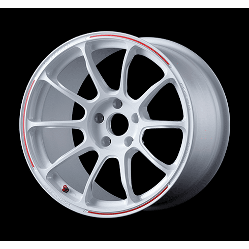 Volk Racing ZE40 (DASH WHITE/REDONT) LIMITED