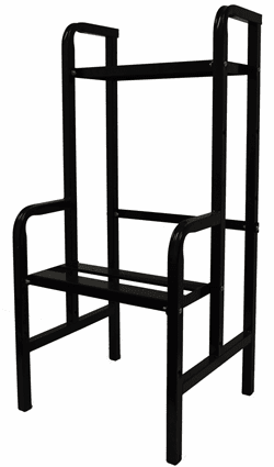 4 Unit Steel Step Stand