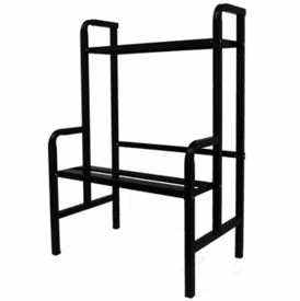 6 Unit Steel Step Stand