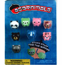 "Acornimals 1"" Toy Capsules 250pcs"