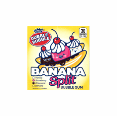 Banana Split Gumballs 850ct