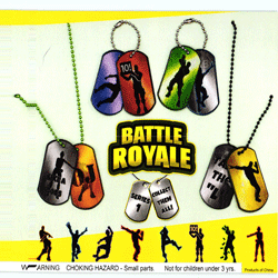 "Battle Royal 2"" Toy Capsules 250 pcs"