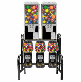 Big Pro Ultra Classic 5 Unit Toy & Candy Combo